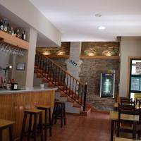 tras do convento, hotel in Samos