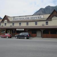 Reynolds Hotel, hotel em Lillooet