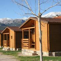 Camping Cañones de Guara y Formiga, hotel en Panzano