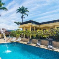 Pousada Sol Nascente, viešbutis mieste Paraty