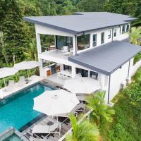 Exquisite Dominical Villa