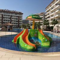 Fortuna Luxury Apartment Alanya, отель в городе Аланья