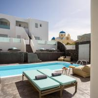 Elitoz Suites, hotel in Oia