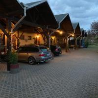 Schröder's Motel in Döbrichau,Beilrode的飯店