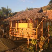 Seafront Cottage Ocam Ocam Beach, hotel in Busuanga