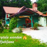 Fairytale Wooden House, hotel in Grosuplje