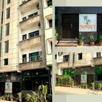 Sunset Suites, hotel in Karachi
