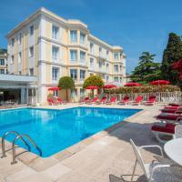 Hotel Carlton, hotel en Beaulieu-sur-Mer