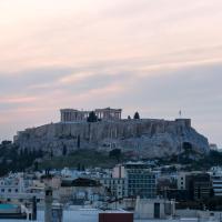 Acropolis View Rooftop Apartment Athens