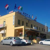 Hotel la candela, hôtel à Imola