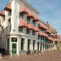 City Hotel Nieuw Minerva Leiden, hotel din Leiden