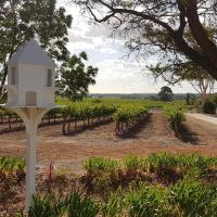 'In The Vines' Guest Cottage, Barossa Valley, hotel em Lights Pass