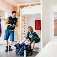 Nordic Hostel - das Zuhause für Sportler, hotel in Lenzerheide