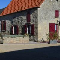 Maison indépendante au calme, hôtel à Courcelles-sur-Vesle