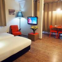 Ben Yehuda Apartments, отель в Тель-Авиве