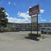Traveller Motel, hotel near Canadian Rockies International Airport - YXC, Cranbrook