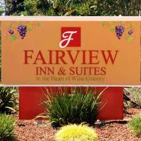 Fairview Inn & Suites, hotel in Healdsburg
