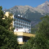 Hotel SOREA URÁN, hotel in Tatranská Lomnica