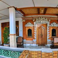 Serangan Inn II, hotel in Padangbai