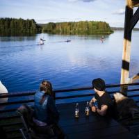 Lapland Hotels Ounasvaara Chalets, hotel in Rovaniemi