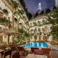 Grand Hotel Saigon, hotel in Ho Chi Minh City
