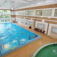 Санаторий Виктория, отель в Пушкине