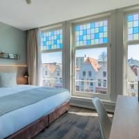 City Hotel Rembrandt, hotell i Leiden
