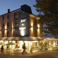 Hotel des Ardennes, hotel in Corbion