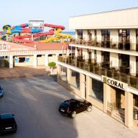 Hotel Coral, hotel in Vityazevo