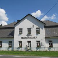 Chata Sedmikraska, отель в городе Мала-Моравка