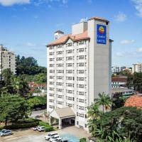 Comfort Hotel Joinville, hotel in Joinville