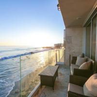 Beachfront Malibu Paradise Home Home, hotel in Malibu