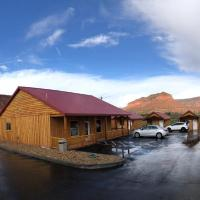 Red Canyon Cabins, hotel in Kanab