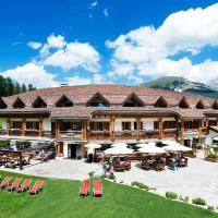 Hotel Cendevaves, отель в Санта-Кристина-Вальгардена