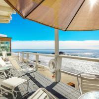 Beachfront Malibu Home