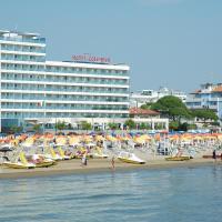 Hotel Columbus, hotel in Lignano Sabbiadoro