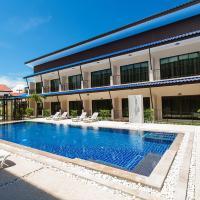 Phangan Island View, hotel in Ban Tai