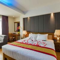 Saigonciti Hotel A, hotel em Cidade de Ho Chi Minh