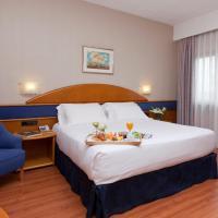 アグマル、マドリードのホテル