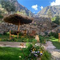 Inka Khawarina Tambo Lodge, hôtel à Ollantaytambo