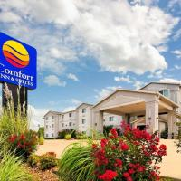 Comfort Inn & Suites Ponca City near Marland Mansion, hotel in Ponca City