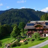 Bio-Bauernhof Nichlgut, hotel in Eben im Pongau