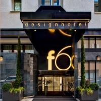 Design Hotel f6, отель в Женеве