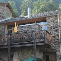 Rustico, отель в городе Verdabbio