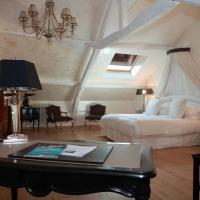 ル ドメーヌ シャトー デュ フォコン、Doncheryのホテル