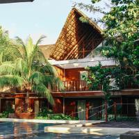 Villas Caracol, hotel in Holbox Island