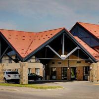 Thompson's Best Value Inn & Suites, hotel em Thompson