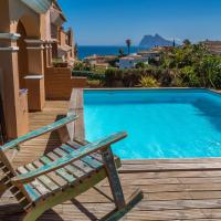 2166-Villa with garden, private pool, barbecue
