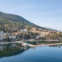 Cozystay Signature -Lake Okanagan Resort, hotel em Kelowna