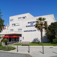 Hôtel & Restaurant des Remparts, hôtel à Rochefort